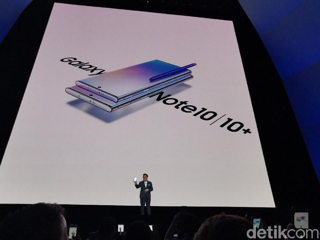 Ini Harga Galaxy Note 10 dan Galaxy Note 10 Plus
