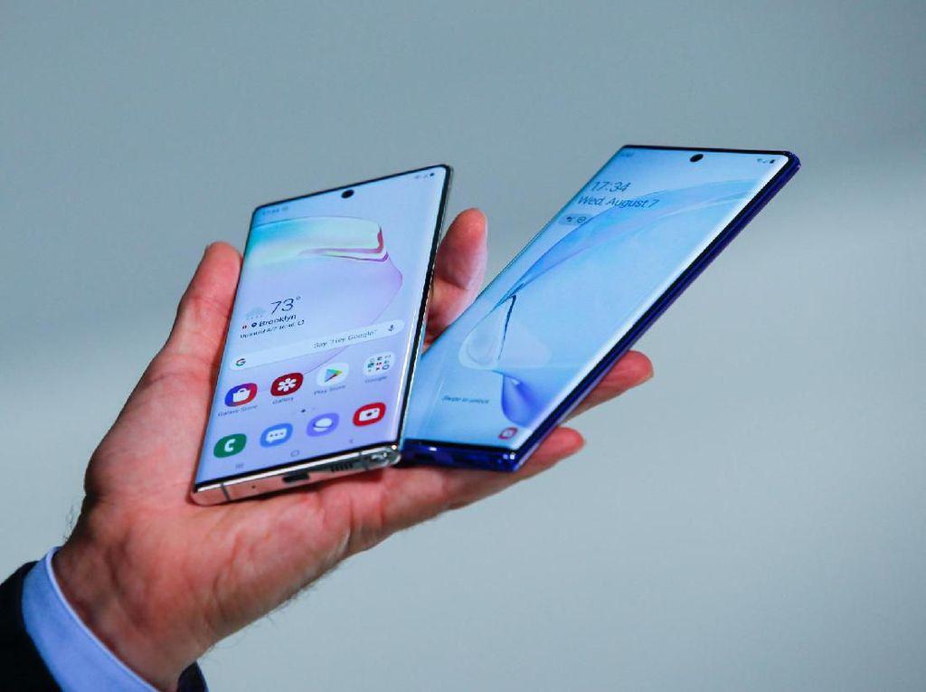 Tak Ada Jack Headphone di Samsung Galaxy Note 10, Tapi...