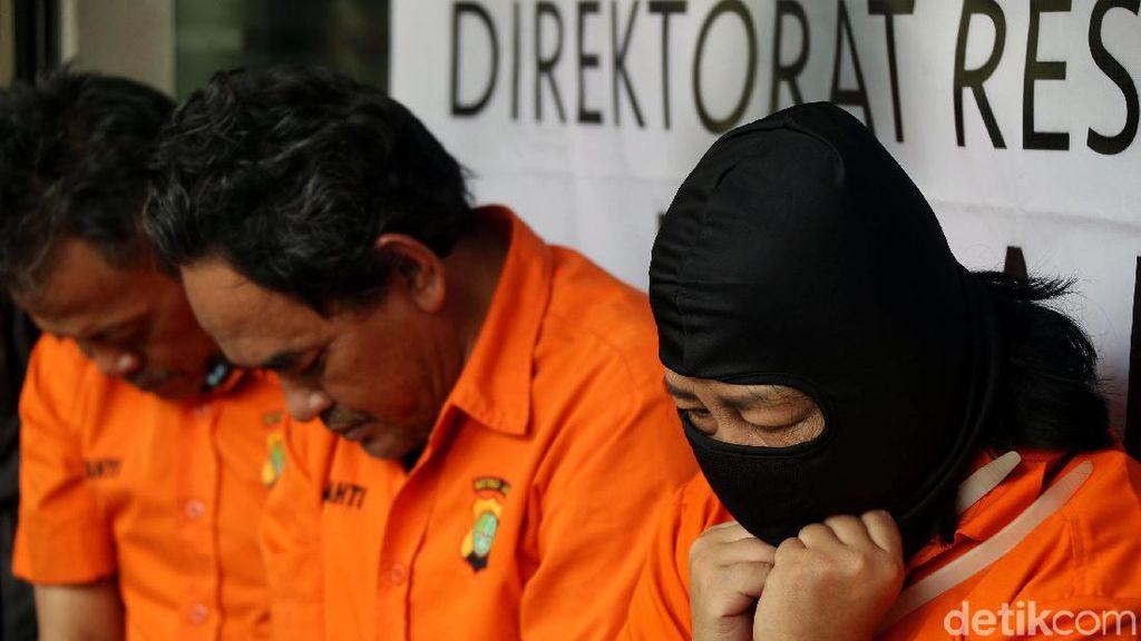 Ini Pelaku Penipuan Jual-Beli Rumah Mewah di Jakarta