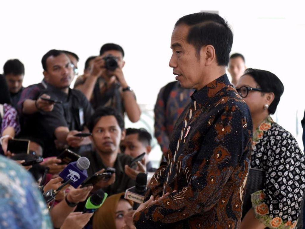 Pertemuan yang Luluhkan Jokowi untuk Pertimbangkan Perppu UU KPK