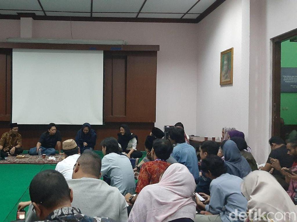 Gusdurian Jakarta Gelar Doa Bersama untuk Mbah Moen