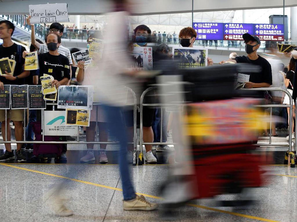Berencana Terbang ke Hong Kong? Pastikan Dulu Hal Ini