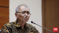 Capim KPK Irjen Pol Firli Bahuri yang disebut diduga pernah melanggar kode etik saat menjabat sebagai Deputi Penindakan KPK