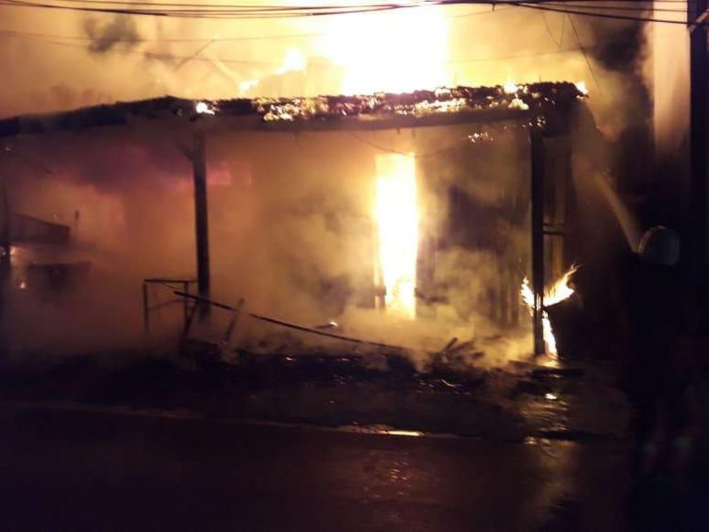 Kebakaran yang Tewaskan 3 Orang di Cipaung Diduga Akibat Korsleting Listrik