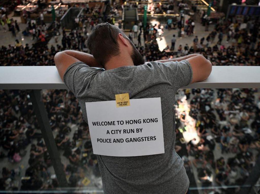 Ikut Unjuk Rasa di Hong Kong, 2 Pilot Cathay Pacific Dipecat