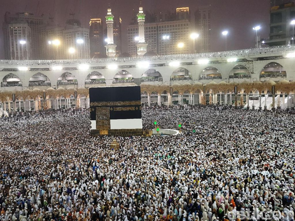 Alhamdulillah! Pemerintah Buka 2 Ribu Kuota Haji Khusus Lansia Tahun Ini