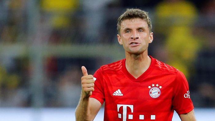 Bayern Munich menang telak 23-0 atas tim amatir Jerman. (Foto: Leon Kuegeler/REUTERS)