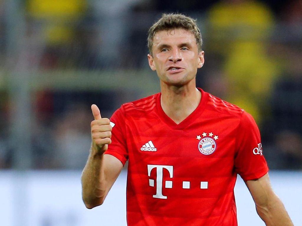 Gila! Bayern Bantai Rottach-Egern 23 Gol Tanpa Balas
