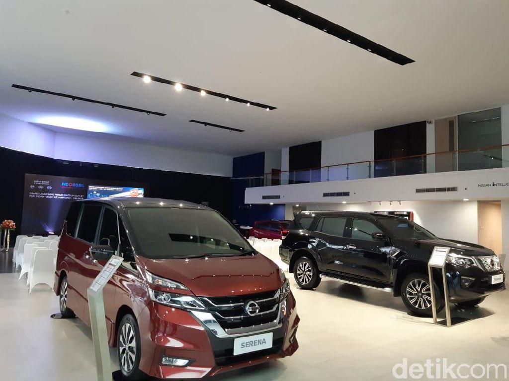 Bangganya Nissan-Datsun Punya Diler Berstandar Global di RI
