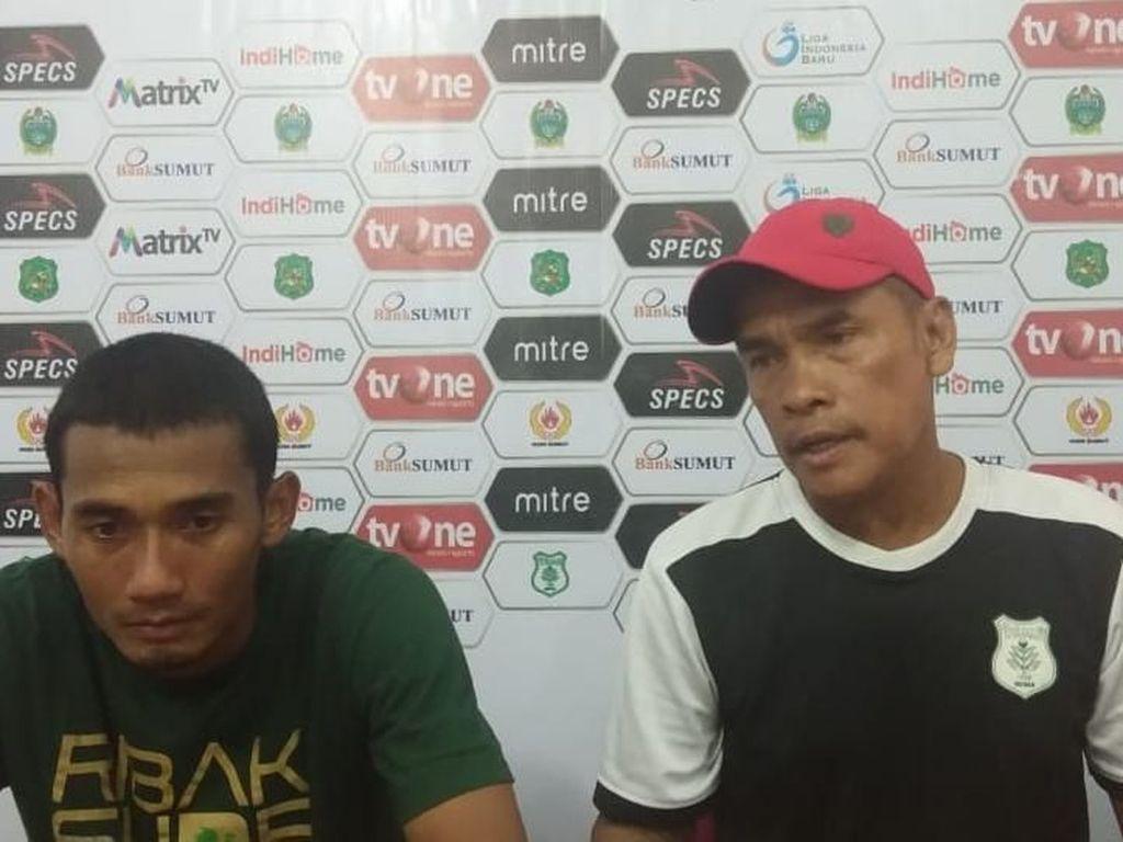 Kalahkan PSGC Ciamis, PSMS Medan Puncaki Klasemen Liga 2