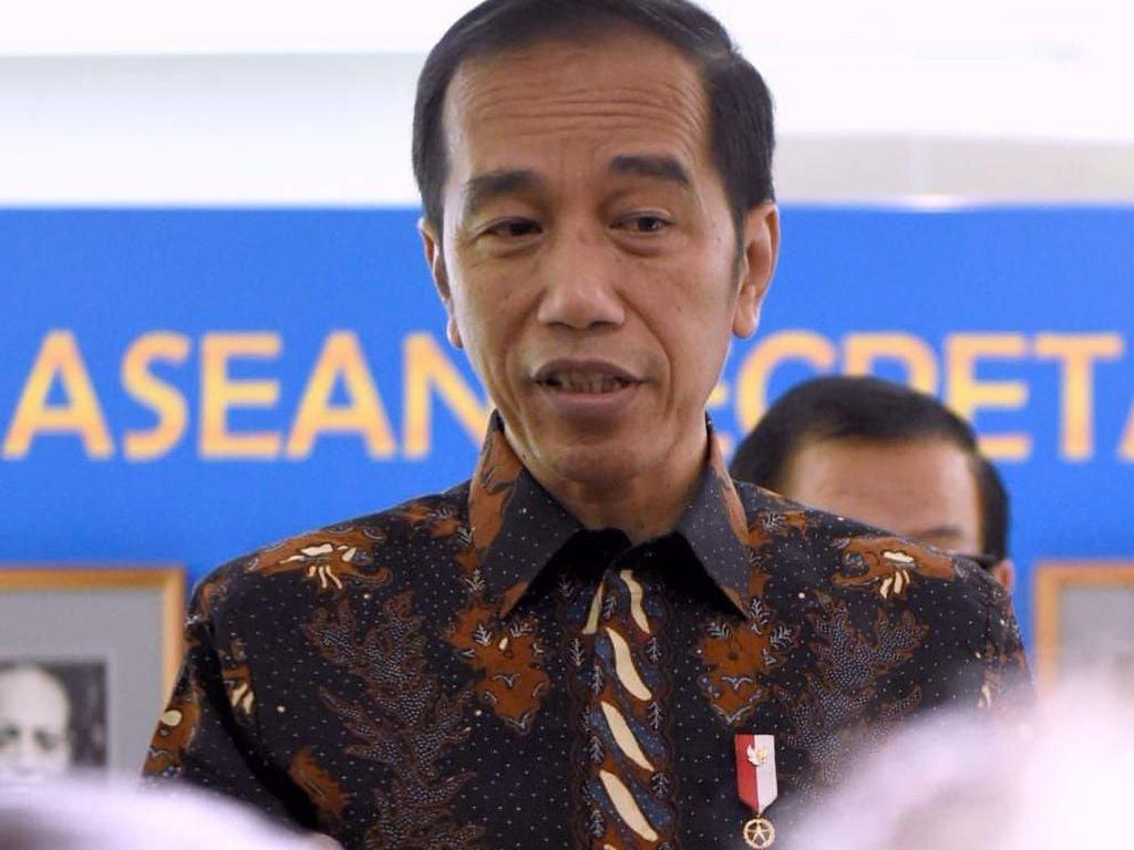 Ini Poin yang Disetujui dan Ditolak Jokowi di Revisi UU KPK