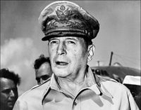 Jendral Douglas MacArthur (AFP)