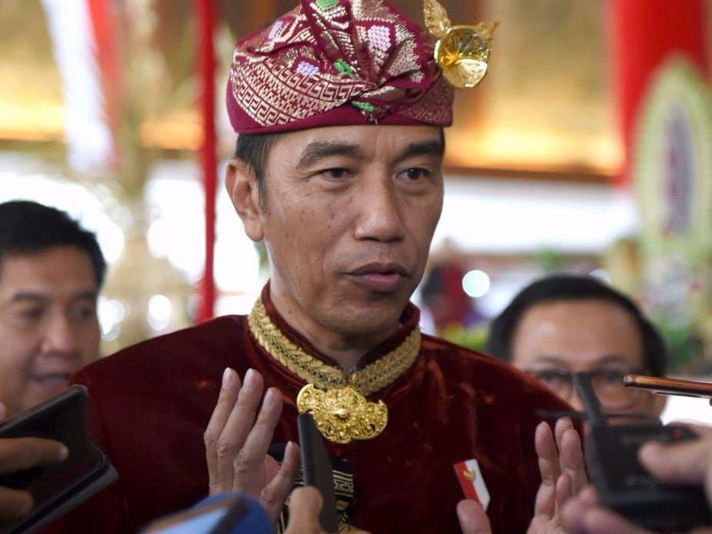PDIP: Jokowi Bertemu Ketum Parpol dan Calon Menteri dalam Waktu Dekat