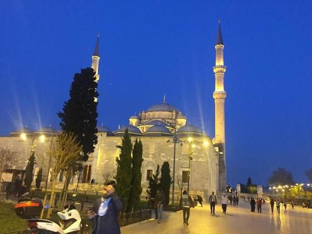 Menjelajahi Turki dengan Budget Mahasiswa