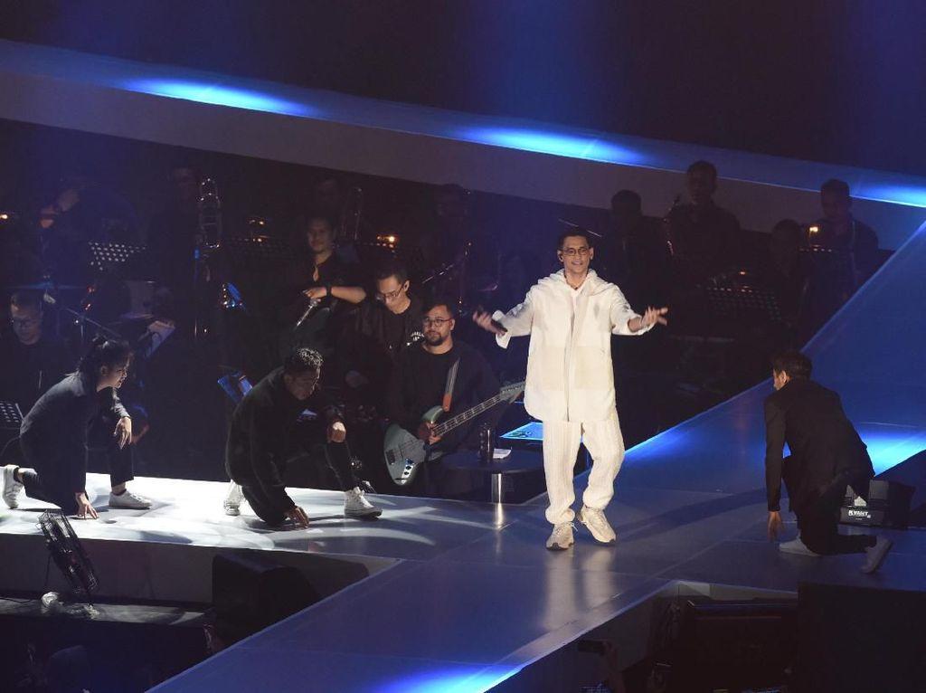 Sadis! Terpikat Marion Jola di Konser Afgan