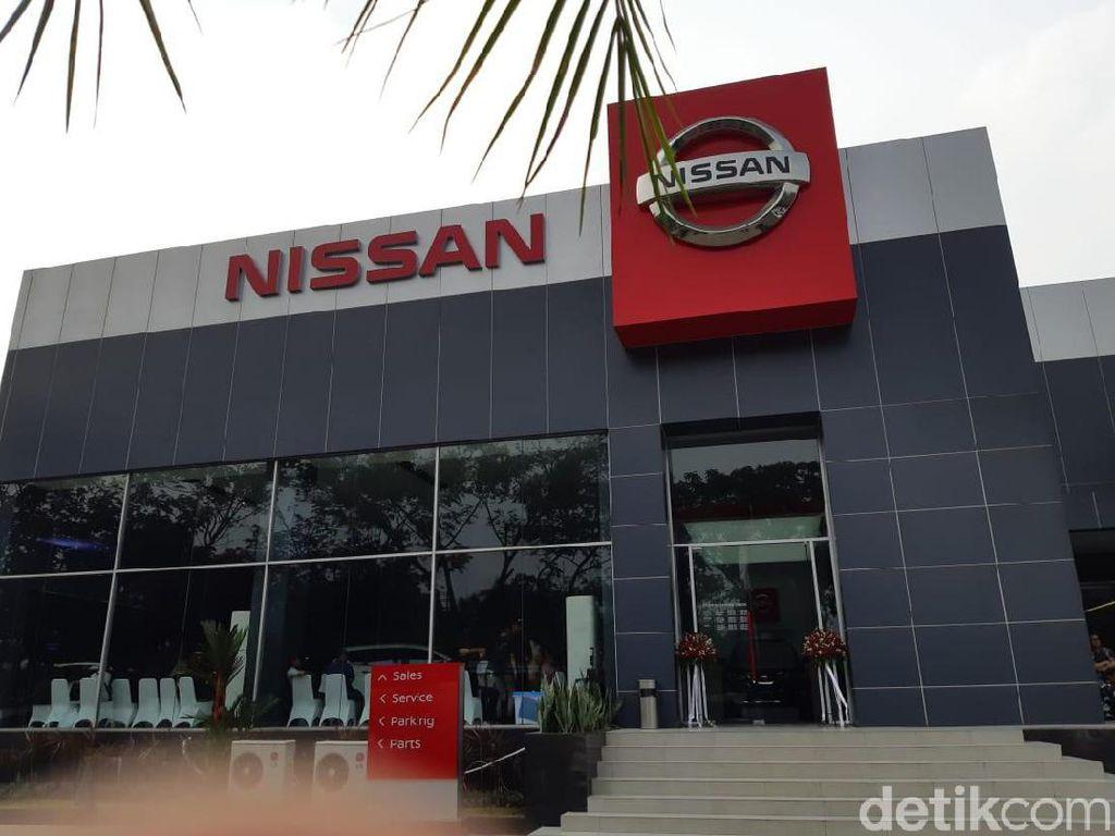 Nissan-Datsun Indonesia Permak Jajaran Diler