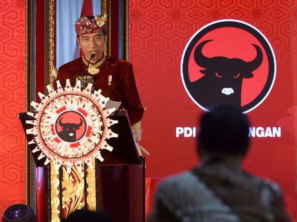Jokowi yang Semakin Lugas soal Jatah Menteri untuk Parpol