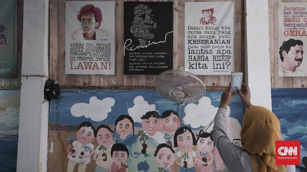 Anak-anak Kampung Kumuh Menggapai Pendidikan (EBG)