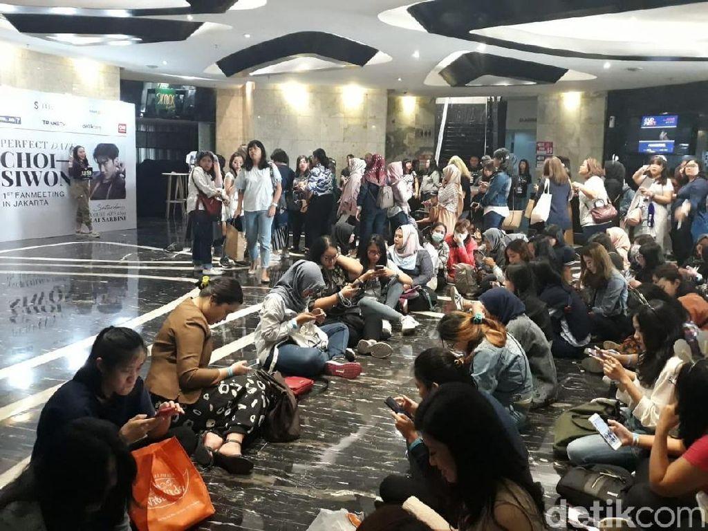 Jelang Fanmeeting Siwon Super Junior, Fans: Nggak Sabar!