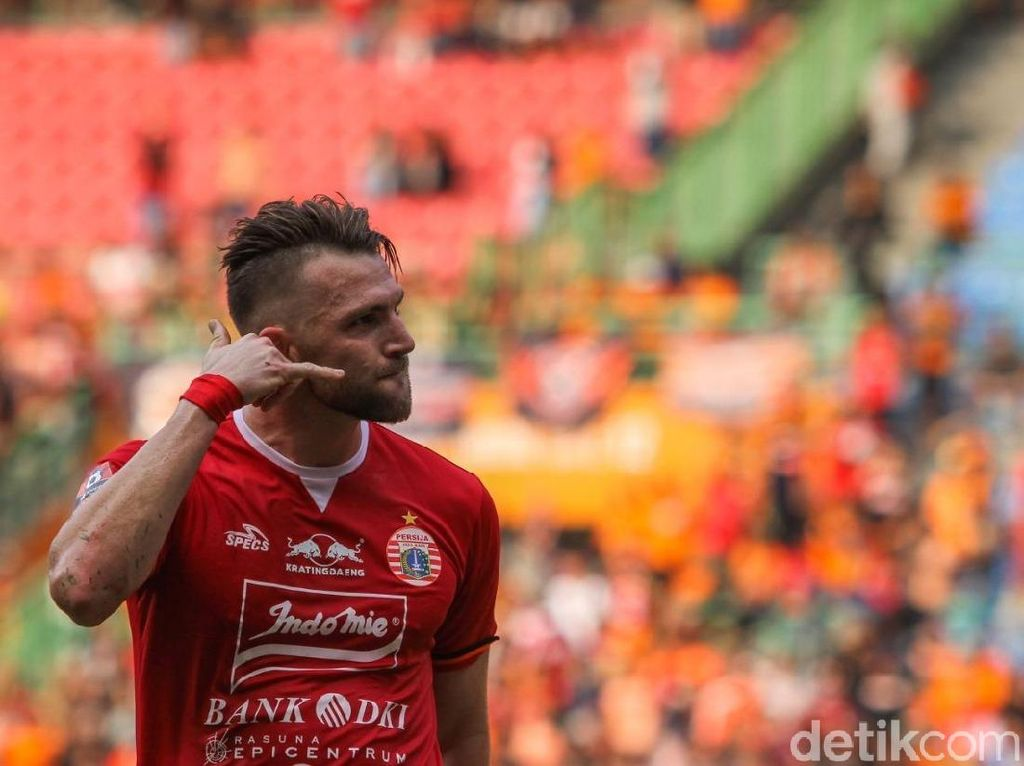 Top Skorer Liga 1 2019: Marko Simic dan Alex Goncalves Teratas
