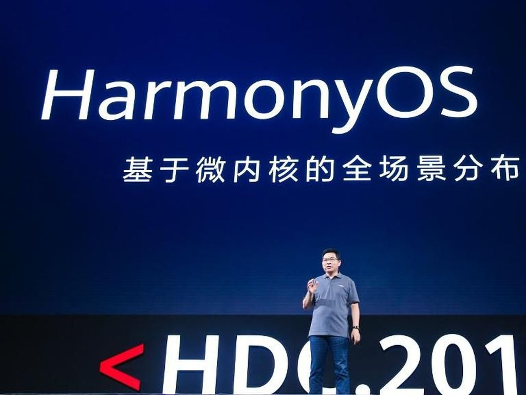 Huawei Tetap Andalkan Android Kecuali Kepepet
