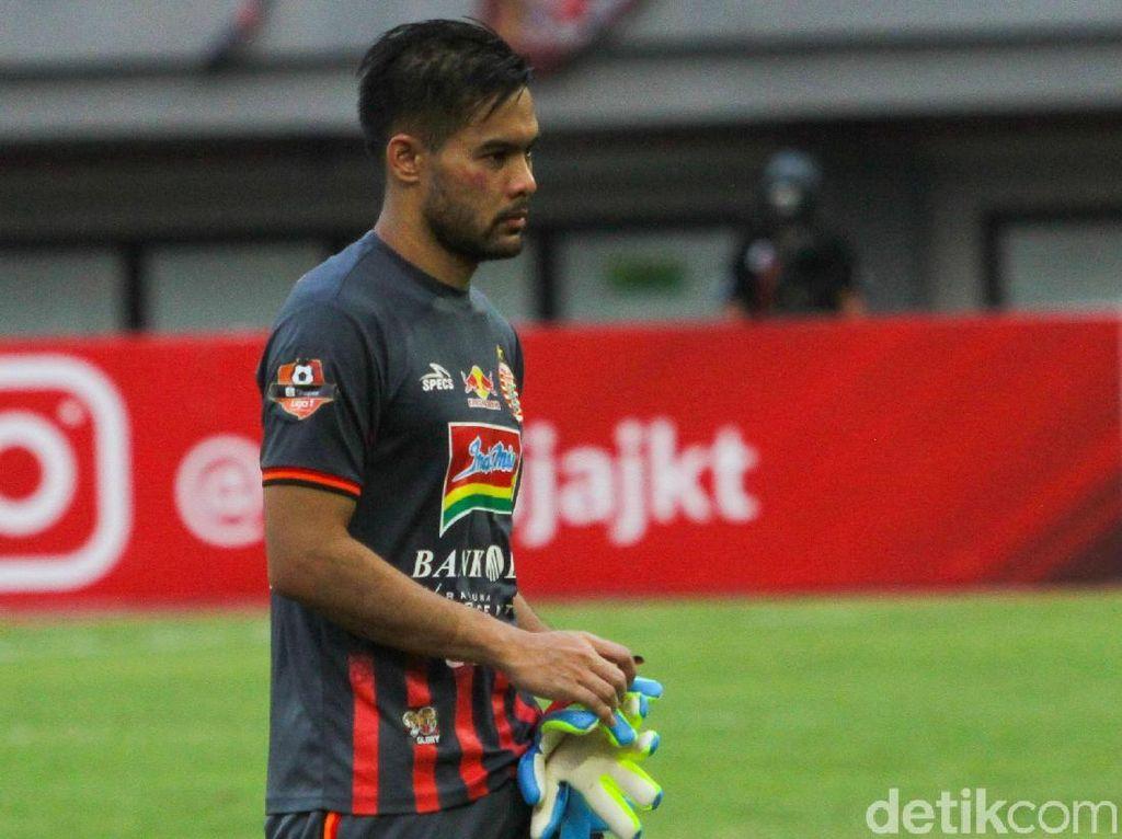 Diimbangi Bhayangkara FC, Andritany: Persija Makin Terjepit