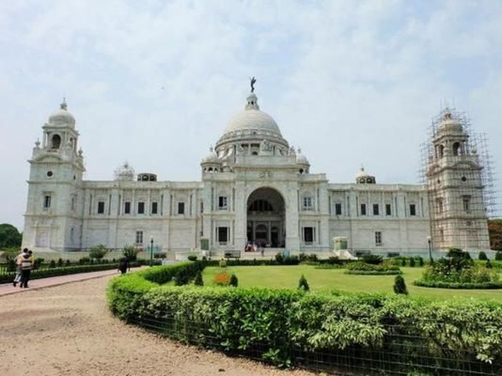 Kolkata, Kota Cantik yang Isinya Bangunan Instagramable