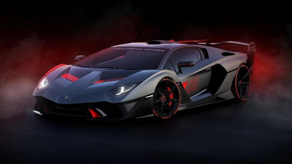 Calon Mobil Lamborghini Jika Ikut Balap Ketahanan Le Mans