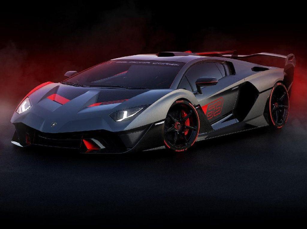 Lamborghini Tertarik Ikut Balapan Le Mans