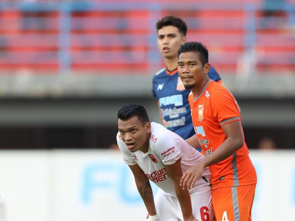 Borneo FC Kalahkan PSM, Pelatih: Hasil Kerja Keras