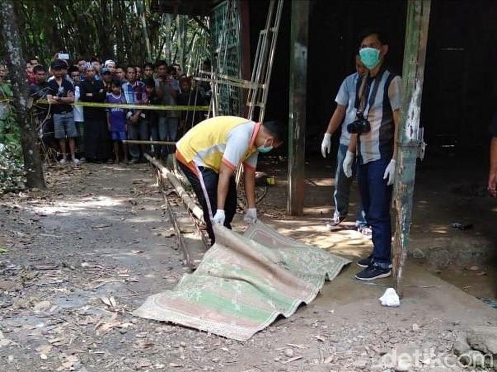 Mayat dalam Karung di Tegal, Ternyata Korban Pembunuhan Sahabat Karib