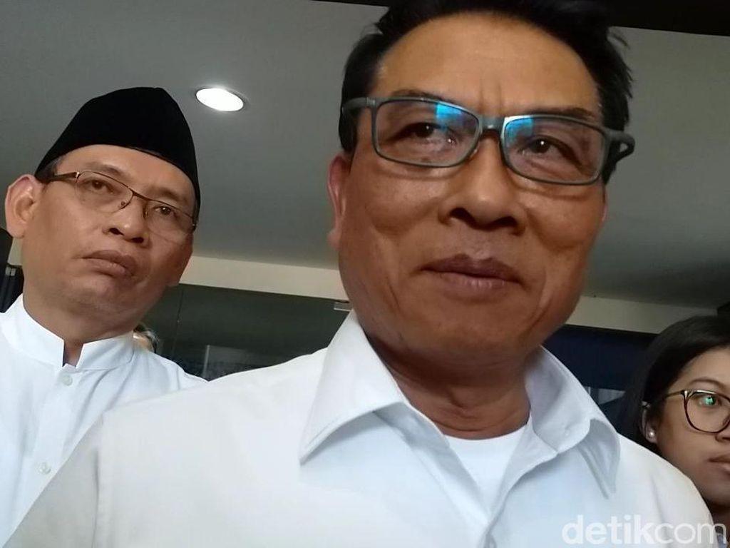 Moeldoko Sebut Penetapan Rektor Asing akan Diawali Kampus Swasta