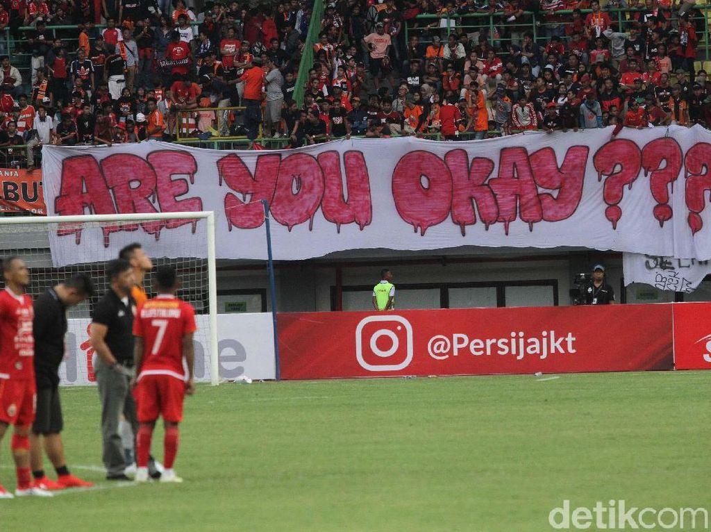Main di Stadion Madya, Persija Tak Jual Tiket Online