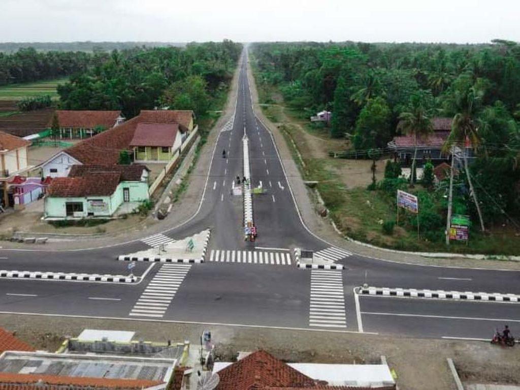Jalur Pantai Selatan Jawa Dipercantik, Ini Lho Penampakannya