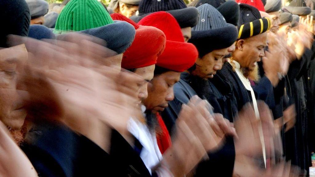 Jemaah Tarekat Syattariah dan An Nadzir Idul Adha Lebih Dulu