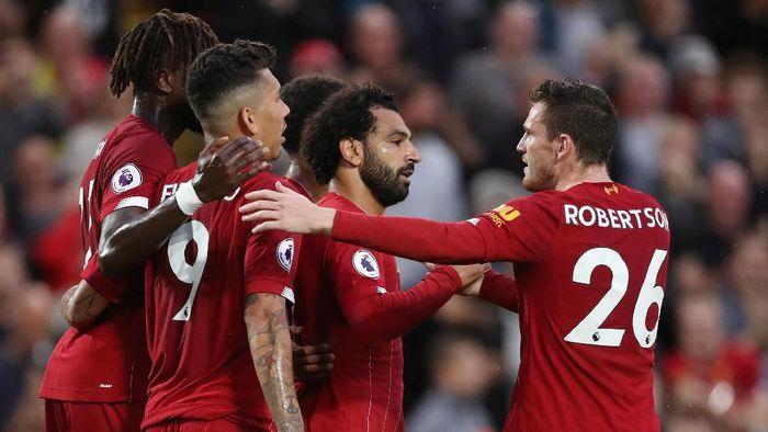 Liverpool akan menghadapi Chelsea di Piala Super Eropa 2019. (Foto: Carl Recine/Reuters)