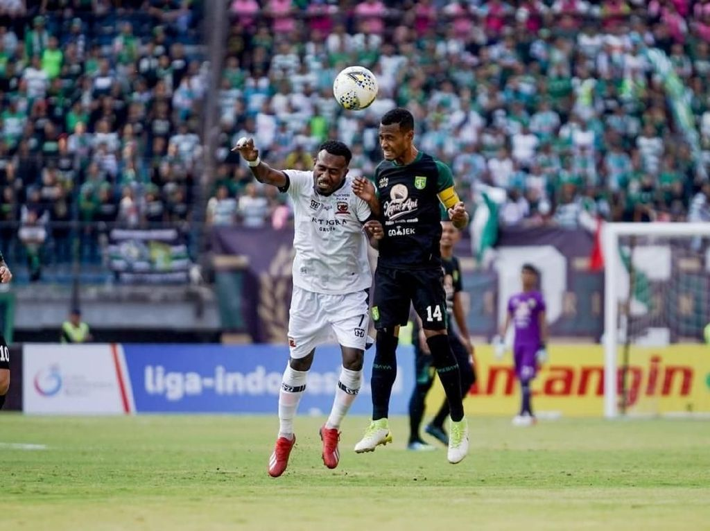 Persebaya Vs Madura United Imbang 2-2