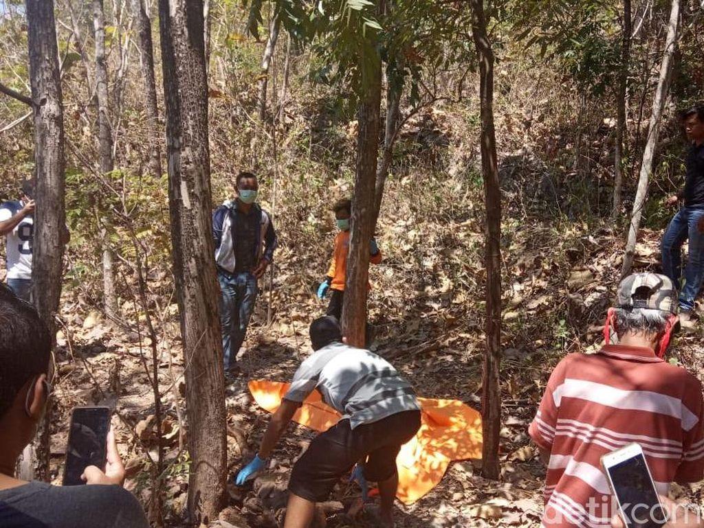 Identitas Mayat Mengering di Hutan Jati Wonogiri Terungkap