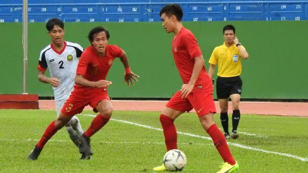 Menang Tiga Kali, Timnas Indonesia U-18 Belum Pikir Semifinal
