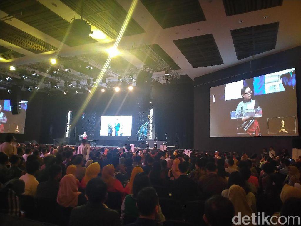 Kongres ke-5 Diaspora Indonesia, Menlu Bicara Pengakuan dan Harapan Jokowi