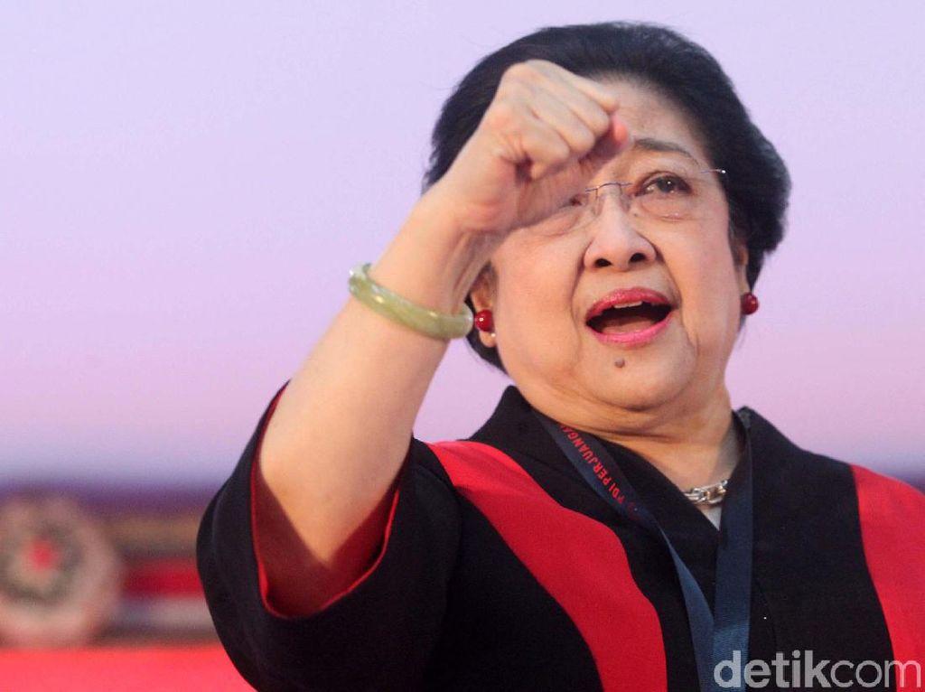 Megawati Resmikan 20 Kantor DPD-DPC PDIP, Singgung Regenerasi 2024
