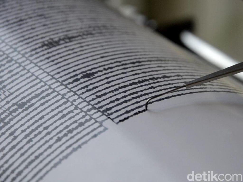 Gempa M 4,1 Terjadi di Pacitan, Tidak Berpotensi Tsunami