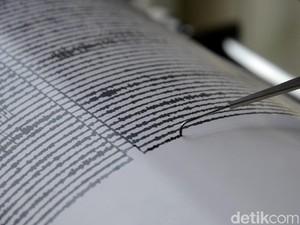 Gempa M 5,0 di Gunung Kidul DIY, Tidak Berpotensi Tsunami