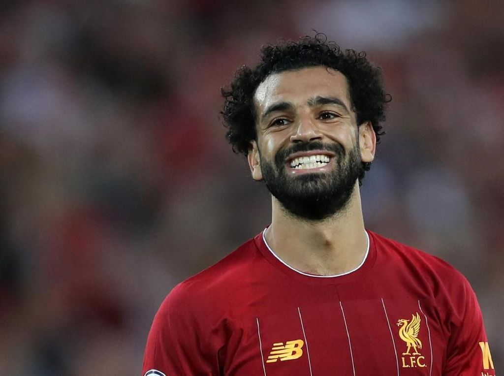 Kejar Mohamed Salah, Fans Cilik Liverpool Ini Sampai Patah Hidung
