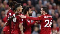 Gol-gol Liverpool Benamkan Norwich City