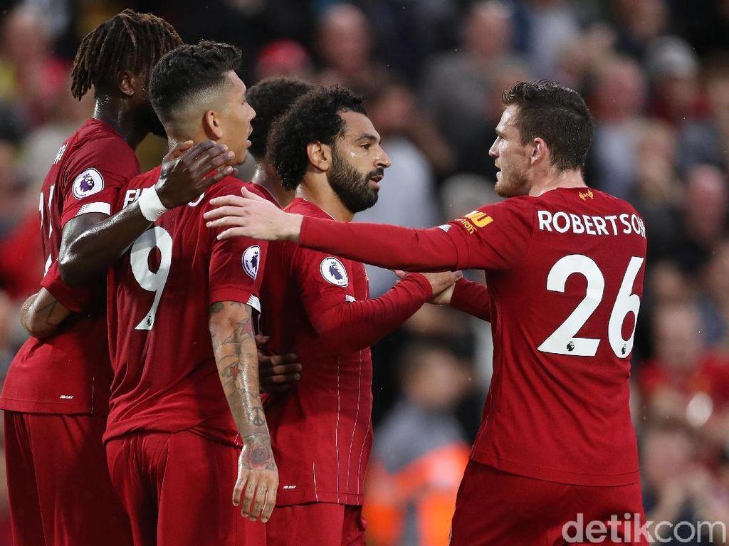 Liverpool Menuju Piala Super Eropa dengan Rasa Lapar Lebih Besar