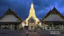 Liburan ke Thailand Kini Pakai Pajak?