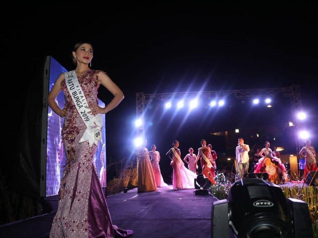 Ratu Bunga Tomohon 2019 Diharap Promosikan Pariwisata