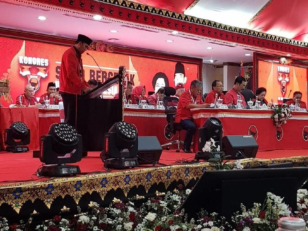 Kongres V PDI Perjuangan di Bali Bikin 23 Rekomendasi Politik