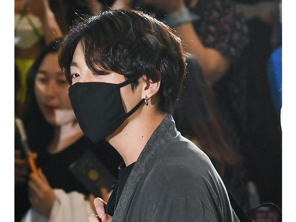 Jungkook BTS Diperiksa Polisi Karena Terlibat Kecelakaan Mobil